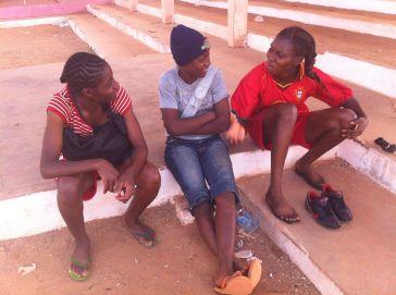 Chatting